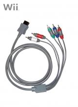 Second Party Componentkabel voor Nintendo Wii
