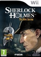 Sherlock Holmes The Silver Earring voor Nintendo Wii