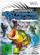 Shimano Extreme Fishing voor Nintendo Wii
