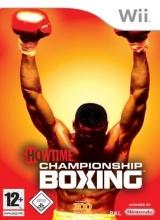 Showtime Championship Boxing voor Nintendo Wii