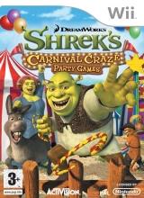 Shrek: Crazy Party Games voor Nintendo Wii