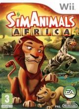 SimAnimals Africa voor Nintendo Wii