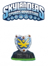 Skylanders: Item - Empire of Ice Sky-Iron Shield voor Nintendo Wii
