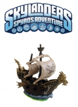 /Skylanders: Location Piece - Pirate Ship voor Nintendo Wii