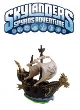 Skylanders: Location Piece - Pirate Ship voor Nintendo Wii