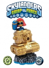 /Skylanders Swap Force Character - Heavy Duty Sprocket voor Nintendo Wii