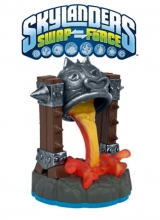 /Skylanders Swap Force Magic Item - Fiery Forge voor Nintendo Wii