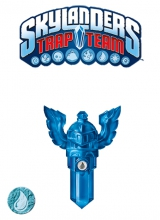 /Skylanders Trap Team Traptanium - Water Flying Helmet voor Nintendo Wii