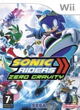 Sonic Riders: Zero Gravity voor Nintendo Wii
