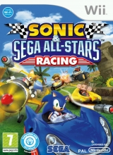 Sonic & Sega All-Stars Racing Losse Disc voor Nintendo Wii