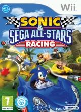Sonic & Sega All-Stars Racing voor Nintendo Wii