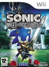 Boxshot Sonic and the Black Knight
