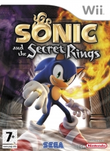 Boxshot Sonic and the Secret Rings