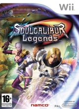Soulcalibur Legends voor Nintendo Wii