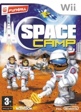 Space Camp voor Nintendo Wii