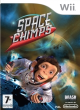 Boxshot Space Chimps