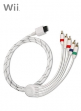 Speedlink Componentkabel Wit voor Nintendo Wii
