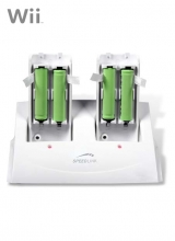 Speedlink Duo Battery Pack & Stand voor Nintendo Wii