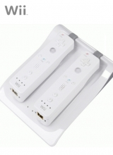 Speedlink Inductie Duo Battery Pack Wit voor Nintendo Wii