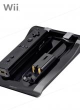 Speedlink Inductie Duo Battery Pack Zwart voor Nintendo Wii