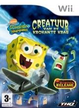 SpongeBob SquarePants: Creatuur van de Krokante Krab voor Nintendo Wii