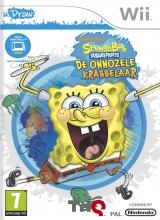SpongeBob SquarePants: De Onnozele Krabbelaar (uDraw) voor Nintendo Wii