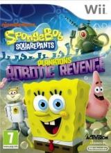 SpongeBob SquarePants Planktons Robotic Revenge voor Nintendo Wii
