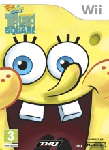 SpongeBob SquarePants: Truth or Square voor Nintendo Wii
