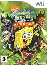 SpongeBob SquarePants en de Nickelodeon Helden: De Strijd Tegen Slijm Zonder Handleiding voor Nintendo Wii