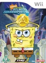 SpongeBob's Atlantis SquarePantis voor Nintendo Wii