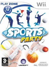 Sports Party voor Nintendo Wii