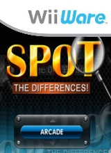 Spot The Differences voor Nintendo Wii