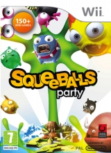 Squeeballs Party Losse Disc voor Nintendo Wii