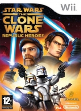 Star Wars: The Clone Wars: Republic Heroes voor Nintendo Wii