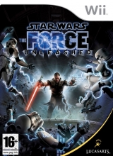 Star Wars: The Force Unleashed voor Nintendo Wii