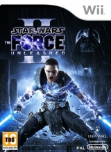 Star Wars: The Force Unleashed II Losse Disc voor Nintendo Wii