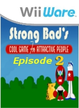 Strong Bad Episode 2 - Strong Badia the Free voor Nintendo Wii