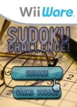 Sudoku Challenge voor Nintendo Wii