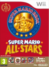 /Super Mario All-Stars Losse Disc voor Nintendo Wii