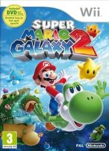 Super Mario Galaxy 2 met Instructie DVD voor Nintendo Wii
