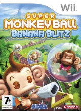 Super Monkey Ball Banana Blitz voor Nintendo Wii