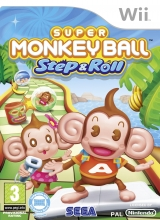 Super Monkey Ball Step and Roll voor Nintendo Wii