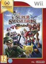 Super Smash Bros. Brawl Nintendo Selects voor Nintendo Wii