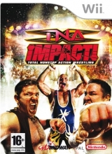 TNA Impact! voor Nintendo Wii