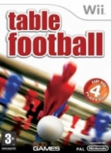 Table Football voor Nintendo Wii