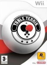 Table Tennis: Rockstar Games Presents voor Nintendo Wii