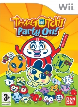 Tamagotchi Party On voor Nintendo Wii