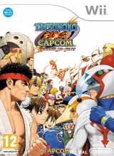 Tatsunoko vs. Capcom: Ultimate All-Stars voor Nintendo Wii