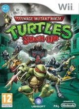 Teenage Mutant Ninja Turtles: Smash-Up voor Nintendo Wii