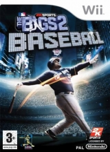 The Bigs 2 Baseball voor Nintendo Wii